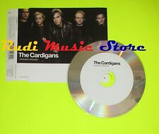 CD Singolo THE CARDIGANS Hangin around 1999 Uk POLYDOR     mc dvd (S8)