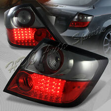 For 2005-2010 Scion TC LED Red/Smoke Rear Brake Tail Lights Lamps LH+RH PAIR