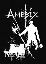 Amebix No Gods No Masters No Sanctuary Crust Punk Camouflage Army Shirt Jacket