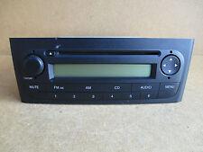 Fiat Punto f199 Cd Grunding Radio estéreo reproductor de CD + código 7354107270