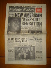 MELODY MAKER 1960 OCT 15 JAZZ SWING PIGALLE DAILEY