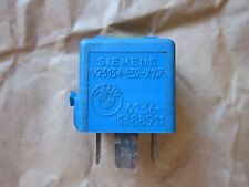BMW E30 Relay Blue 5-Pin 325 325i 325is 318i 318is