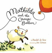 Mathilda and the Orange Balloon-ExLibrary