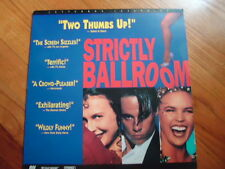 Strictly Ballroom Laser Disc Movie 94 Minutes Rated:  PG Surround Sound