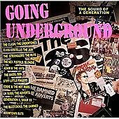 Various Artists - Going Underground  - CD ALBUM - PUNK - SEX PISTOLS