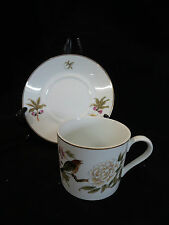 Shafford Chinese Garden Cup (s) & Saucer (s) Bird Floral Design