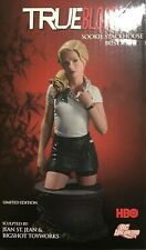 True Blood - Sookie Stackhouse - Bust Statue - Limited Edition - HBO NIB