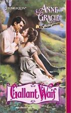 Gallant Waif (Harlequin Historical) by Anne Gracie, Good Book