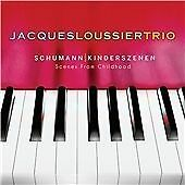 Schumann: Kinderszenen (Scenes From Childhood), Jacques Loussier Trio, Good CD