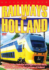 Railways Of Holland- DVD NEW