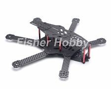 NEW Full carbon fiber RD290 Mini 290mm Hexacopter 6 Axles FPV Racer