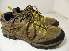 Merrell Skree Gunsmoke Mens Hiking Trail Shoes Size 11