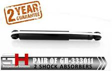 2 NEW REAR GAS SHOCK ABSORBERS GALLOPER II MONTERO PAJERO SHOGUN ///GH-333011///