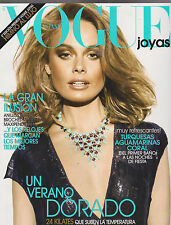 VOGUE JOYAS Numero No 10 Schmuck Spain Spanien