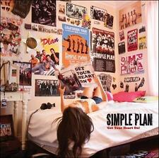 Simple Plan Get Your Heart on CD