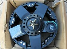 XD Series XD775 Rockstar 17x8 6x135/6x139.7 +35mm Matte Black Rims (Only1)