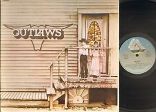 OUTLAWS Same selftitled LP foc GATEFOLD 1975-1980 Spain