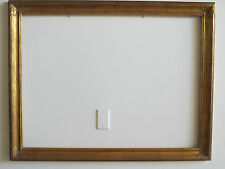 30 x 40 Antique Gold Leaf Hand Carved Picture Frame by Husar (Newcomb-Macomb)