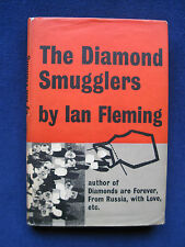 IAN FLEMING - THE DIAMOND SMUGGLERS Non-Fiction Study of the Diamond Industry