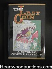 The Last Coin by James P. Blaylock (Signed Limited )