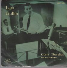 """7"""" Lars Gullin With Yesterdays / A Goggy Day 50`s Metronome MEP 201"""