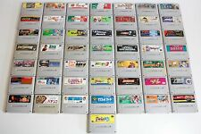 SFC LOT OF 50 Nintendo Super Famicom Wholesale Japan Import SNES US Seller 8