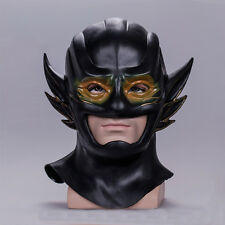 The Flash 3 Rival Mask Halloween Full Face Latex Helmet Hood Cosplay Prop