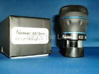 "1.25"" 15mm BST Explorer Dual ED eyepiece Branded ""Starguider"""