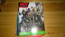 MCV Magazine ~ Issue 804 September 12th 2014 ~ Trade only~Assassin's Creed Unity