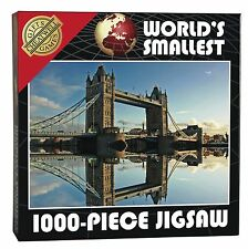 World's Smallest 1000 Piece Jigsaw - Tower Bridge