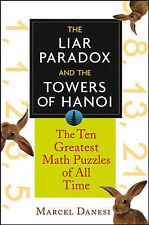 The Liar Paradox and the Towers of Hanoi: The Ten Greatest Math-ExLibrary