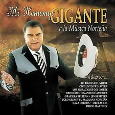 Mi Homenaje Gigante a La Musica Nortena 2004 by Don Francisco