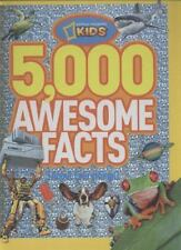 5000 Awesome Facts About Everything National Geographic Kids Reference Education