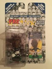 Corinthian Pro Stars Ultra Limited Platinum Edition Sol Campbell Tottenham
