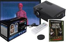 Halloween PROFX PROJECTOR KIT + ATMOSFEARFX UNLIVING PORTRAITS  DVD Haunted
