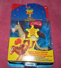 BUCKIN' BRONCO BULLSEYE Action Figure Toy Story 2 --1999 Mint in Package Disney
