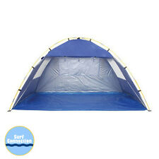 LAND & SEA Family Beach Tent Sun & Wind Shelter 213x133cm UPF 50+
