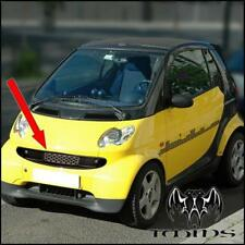 Griglia Nera Smart ForTwo For Two anche Cabrio '01-'06 Calandra Mascherina MC01