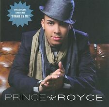DAMAGED ARTWORK CD Prince Royce: Prince Royce
