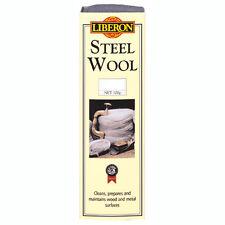 Liberon 0000 Ultra Fine Steel Wool 250g 1/2 lb. Roll