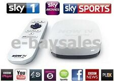 NOWTV SKY MOVIES SPORTS ENTERTAINMENT NOW TV ROKU WIFI SMART HD BOX + HDMI CABLE