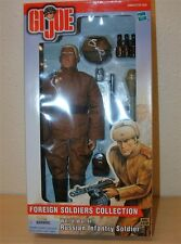GI JOE FOREIGN SOLDIERS RUSSIAN INFANTRY SOLDIER