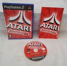 Atari Antología (Sony PlayStation 2, 2004)