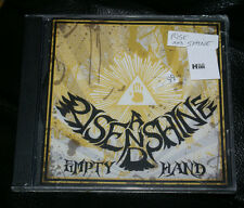 RISE AND SHINE Empty Hand 2011 CD SWEDISH IMPORT NEW & SEALED DOOM METAL