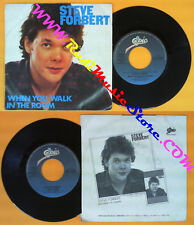 LP 45 7'' STEVE FORBERT When you walk in the room I don't know no cd mc dvd vhs
