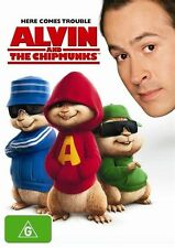 ALVIN AND THE CHIPMUNKS - HERE COMES TROUBLE DVD