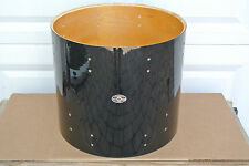 "70s SLINGERLAND 18"" BUDDY RICH ERA FLOOR TOM SHELL for YOUR DRUM SET PROJECT Y11"