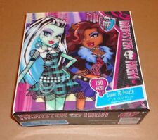 "Brand New Monster High Super 3D Jigsaw Puzzle 18"" x 12"" Total 150 pcs. Ages 9+"