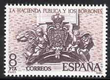 Reforma de finanzas ESPAÑA estampillada sin montar o nunca montada 1980 SG2619