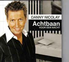 Danny nicolay-Achtbaan cd single
